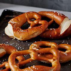 Laugen-Brezeln Rezept   Küchengötter