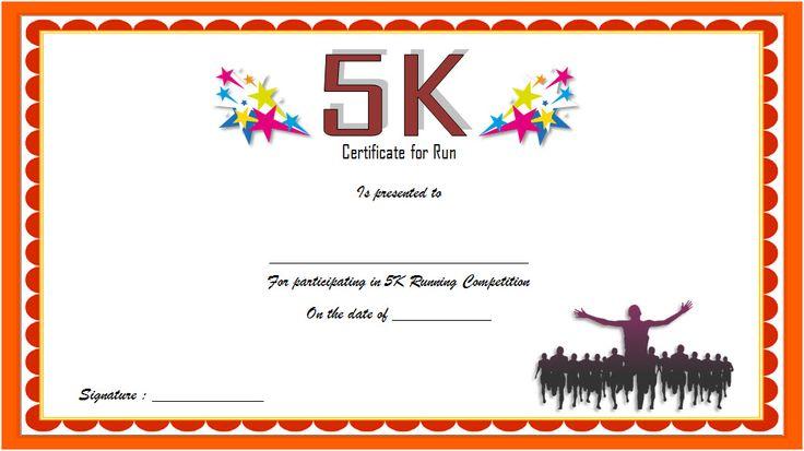 onepackage xyz 5k certificate template