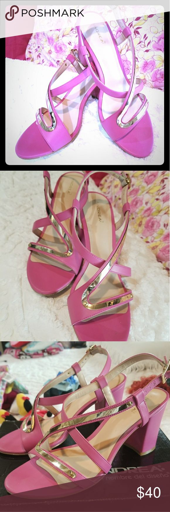Andrea pink shoes Beautiful and comfortable shoes Andrea Shoes