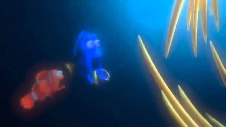 Finding Nemo - Official® Trailer [HD]