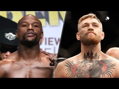 Mayweather vs McGregor TRASH TALK + The Fight is Official They Say