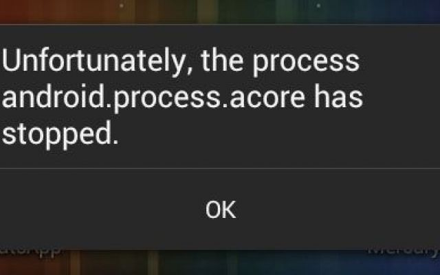 Unfortunately, the process android.process.acore has stopped. HOW TO FIX #android.process.acore #fix #guide #solve