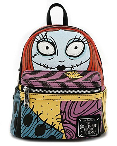 cc5b1e63c784 Loungefly Nightmare Before Christmas Sally Mini Backpack ...