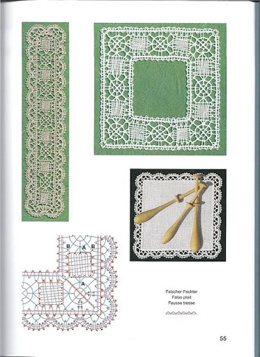 14/07/2011 - rocio redes - Веб-альбомы Picasa These patterns are just fantastic - there is a whole book on the site
