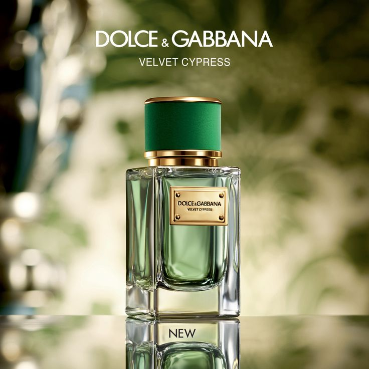 Velvet Cypress is an elegant Fresh Woody Citrus fragrance inspired by the Italian Cypress, one of the most iconic features of the Mediterranean landscapes. #DGBeauty #DGVelvet