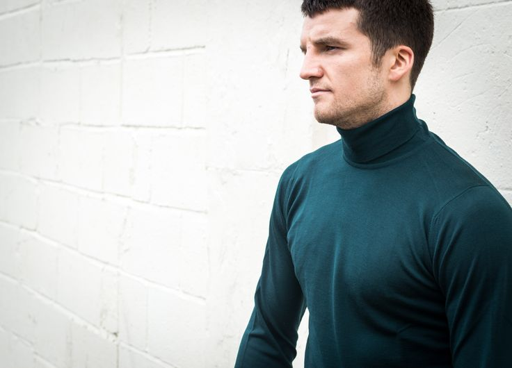 Anthony Fowler for John Smedley.  Future Champ.