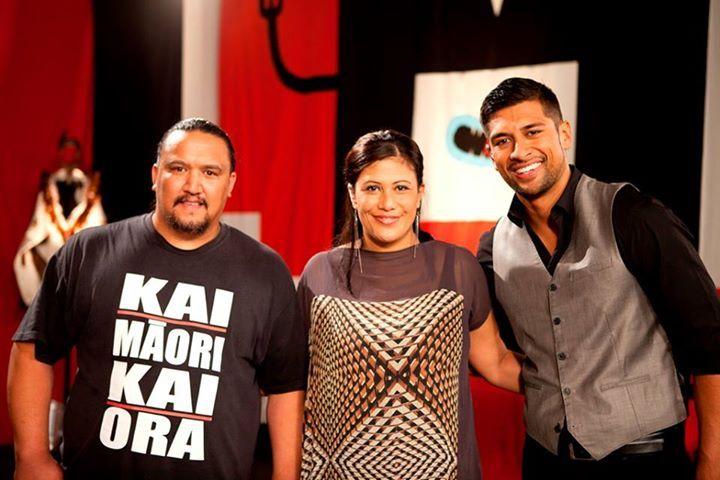 Kai Maori, Kai Ora Tees - modelled by the awesome Chef Cameron Petley.   You can buy them here >> http://www.tehotumanawa.org.nz/resources/kai-maori-kai-ora-t-shirts