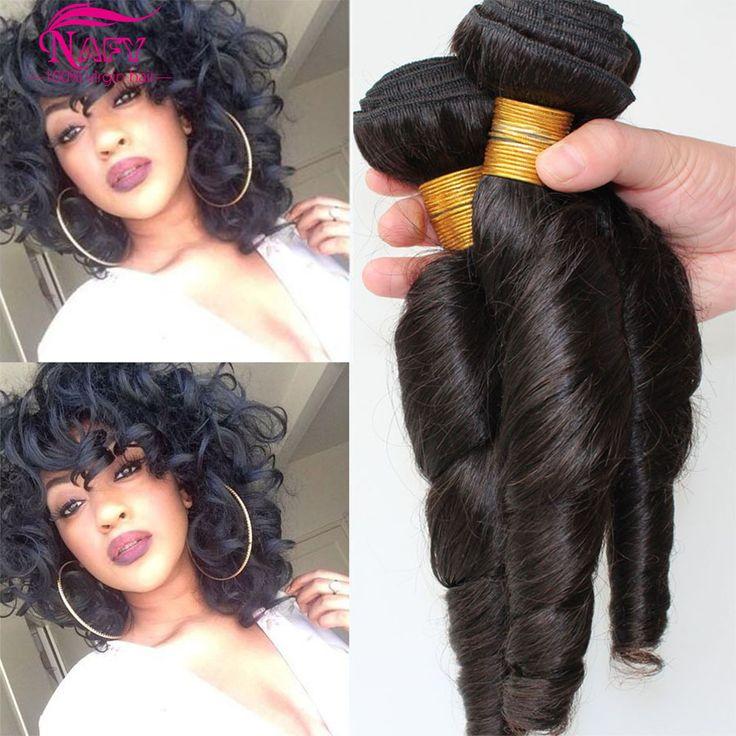 $63.69 (Buy here: https://alitems.com/g/1e8d114494ebda23ff8b16525dc3e8/?i=5&ulp=https%3A%2F%2Fwww.aliexpress.com%2Fitem%2FGrade-7a-Virgin-Malaysian-Bouncy-Curl-Hair-3-Bundles-Unprocessed-Virgin-Spring-Curls-Human-Hair-Weave%2F32585011005.html ) 7A Malaysian Spring Curl Virgin Hair Bouncy Curl 3 Bundles 100% Unprocessed Virgin Human Hair Weave Cheap Sprial Curl Color 1b for just $63.69
