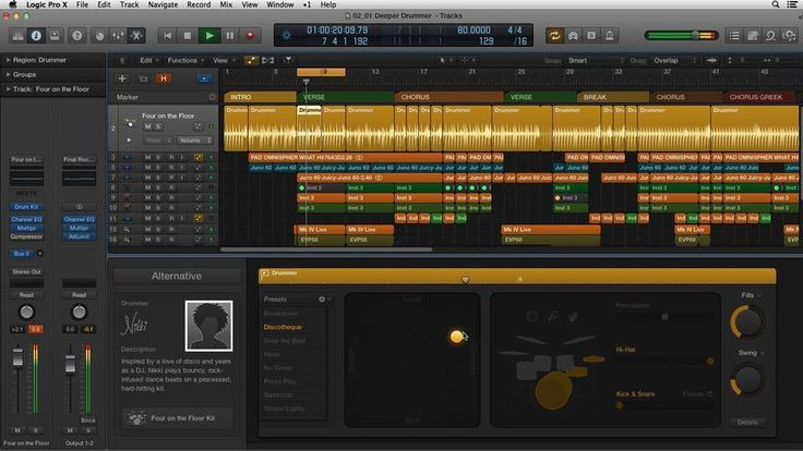 Logic Pro X: Making Beats
