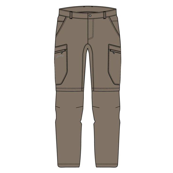 Doorout Angebote Lundhags Nybo Zip-Off WS Pant beige Damen Gr. 34: Category: Outdoorbekleidung > Damen > Hosen Item number:…%#Quickberater%