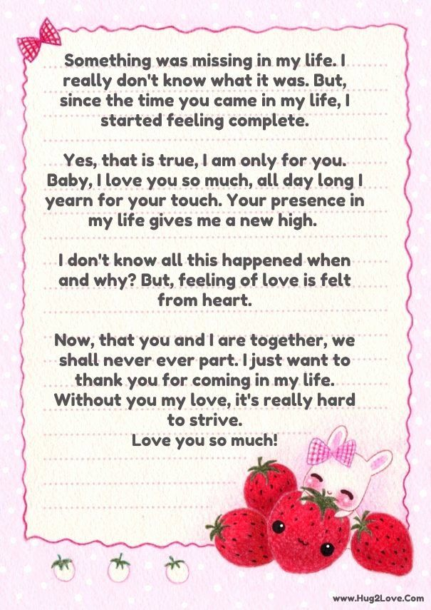 Love Letter For Your Gf from i.pinimg.com