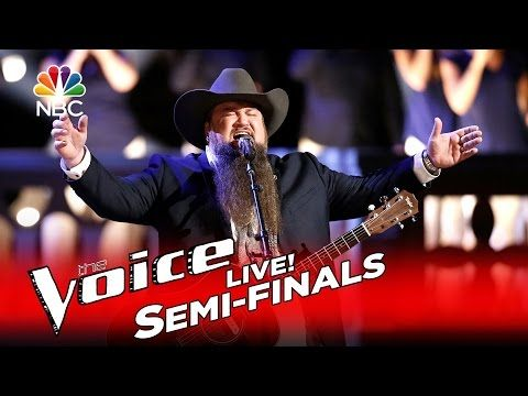 "The Voice 2016 Sundance Head - Semifinals: ""Love Can Build a Bridge"" - YouTube"
