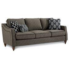 Delaney Premier Stationary Sofa by La-Z-Boy
