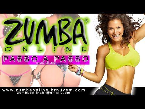 Zumba Online, Aula de Zumba, Reggaeton - YouTube