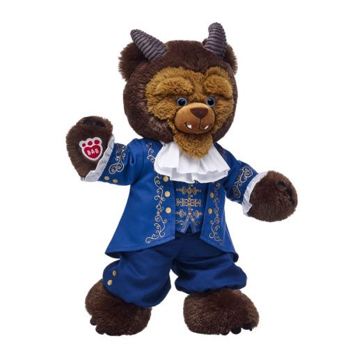 Say Bonjour to Build-A-Bear's BEAUTY AND THE BEAST Collection   Nerdist