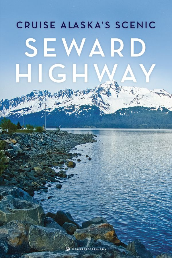 "A great addition to an Alaska Highway road trip: From Roadtrippers pin: ""Escape the summer heat with an Alaskan Road Trip!"""