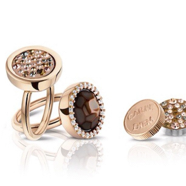 Check out the new Mi Moneda rings. Super Excited❤❤❤ http://instagr.am/p/R5OhskENka/ pinned with @PinvolveLove