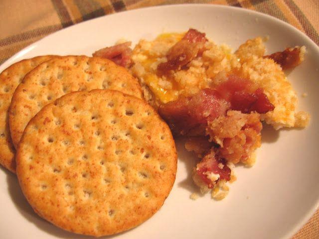 Trisha Yearwoods Charleston Cheese Dip