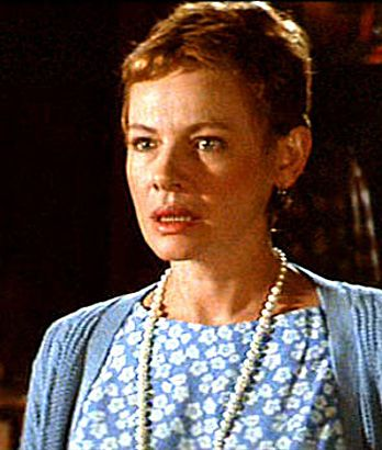 Diane Weist as Lucy Emerson, mother of Michael and Sam in The Lost Boys.