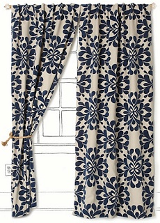 navy blue curtains | patterned+navy+blue+curtains.png