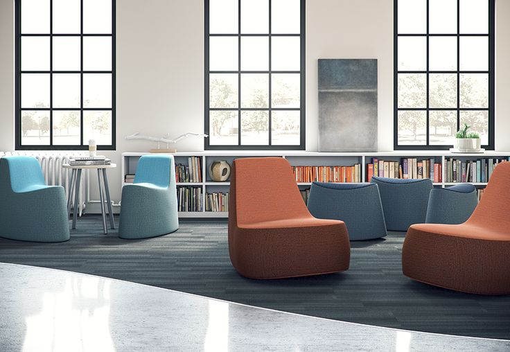 17 best images about library design on pinterest furniture contemporary library furniture and - Library lounge chairs ...