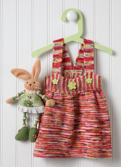 """Adorable """"party-time"""" jumper--perfect for the little girl who loves to dress up!"""
