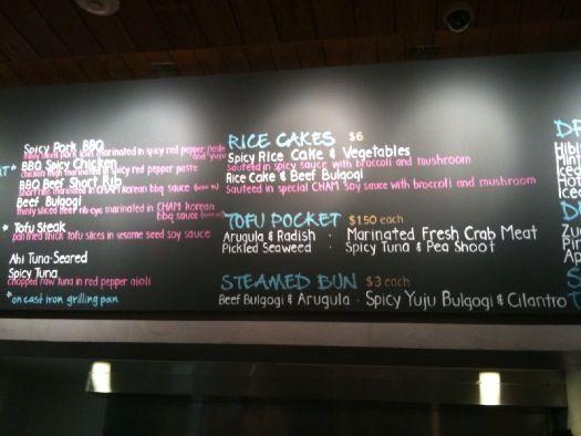 6 Awesome blackboard menu ideas images