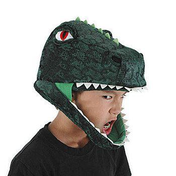 Dinosaur T Rex Costume Halloween Hat by RazzleDazzleDigitals, $21.99