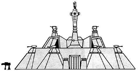 Image result for mobile base star wars