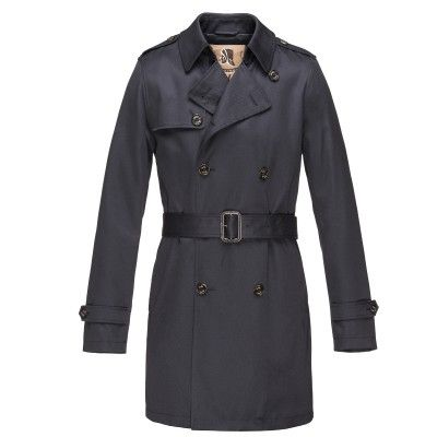 Trench Coat - Raincoat for men #sealupcollection. Shop it!