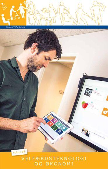Ny publikation om välfärdsteknologi och ekonomi - NVC