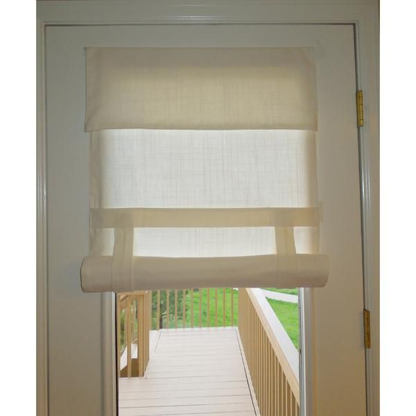 Off White Drop Down Extra Long French Door Curtain French Doors French Door Curtains French Doors Patio