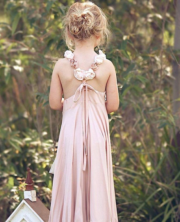 Flower girl dress !