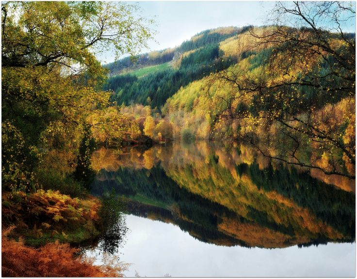 Loch Tummel by eric niven on 500px