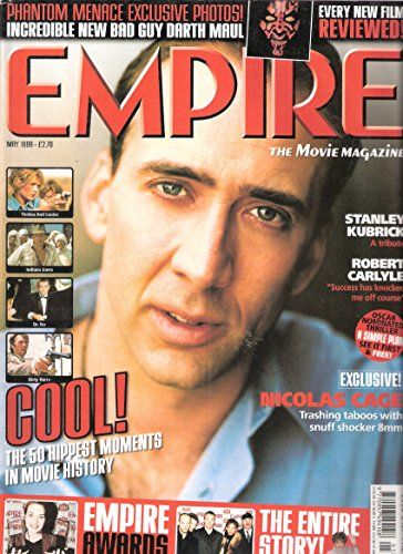 Empire Magazine Issue 119 - May 1999 by Ian Nathan http://www.amazon.co.uk/dp/B004FJT91S/ref=cm_sw_r_pi_dp_RpInvb1PSXFPC