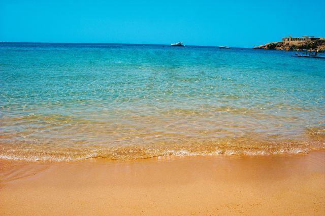 Ghazala Beach, Na´ama Bay #egypt #travel