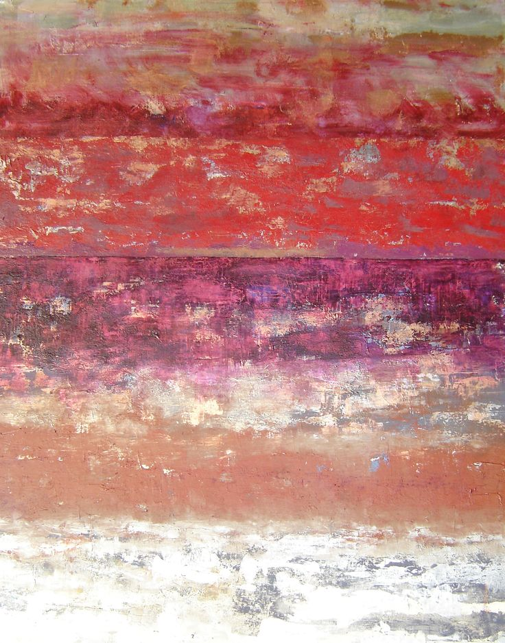 Sri Lankan Skies. Mixed Media and oil on canvas by Liz Jameson. Private Commission for Mayfield House project.