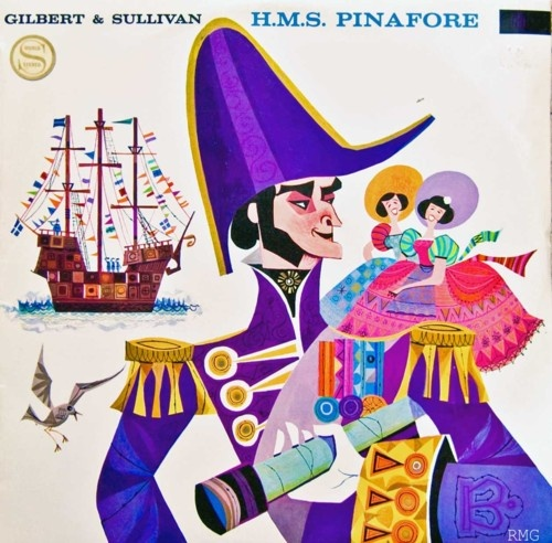 Gilbert and Sullivan - H.M.S. Pinafore
