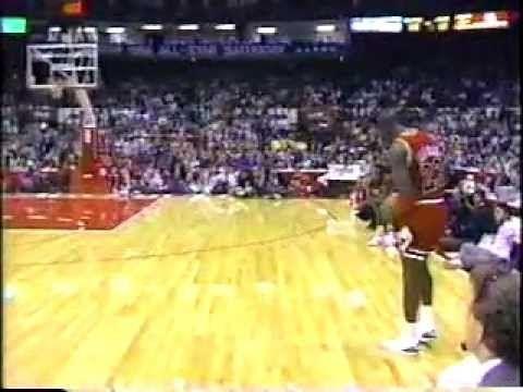 1988 NBA Slam Dunk Contest - Dominique Wilkins vs. Michael Jordan