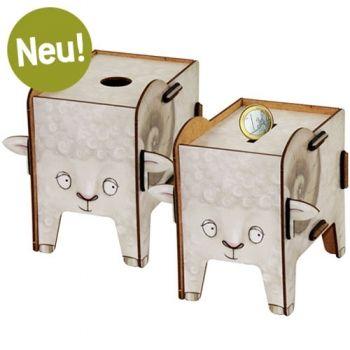 Werkhaus Shop - Twinbox Vierbeiner - Widder
