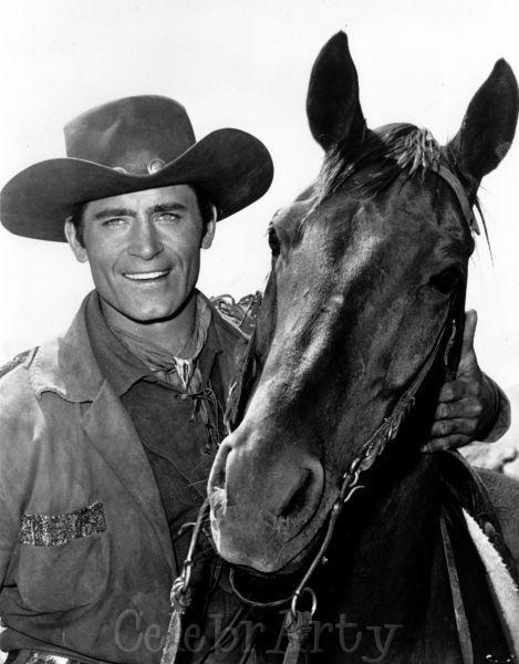 Cheyenne Cowboy Clint Walker Photo 91   eBay