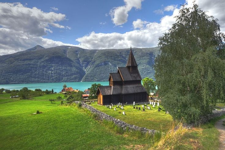 10 Top Tourist Attractions in Norway - Cathedral dedicated to Olaf