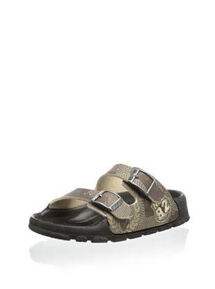 50% OFF Birki's Kid's Haiti Sandal (Brown)