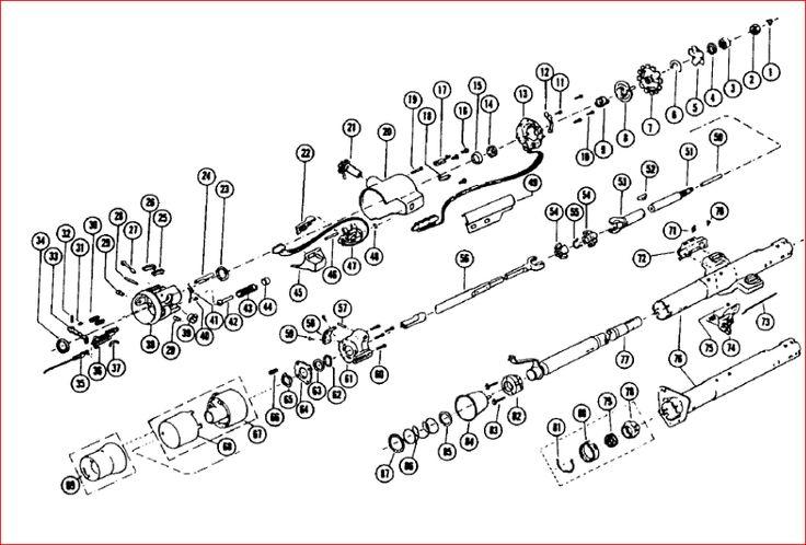 1979 Corvette Steering Column Diagram - Wiring Source •