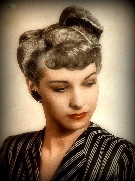 más de 25 ideas increíbles sobre peinados antiguos en pinterest