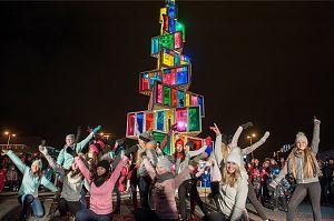 Rakvere aknapuu troonib The Guardiani kauneimate jõulukuuskede nimistu tipus - Maaleht