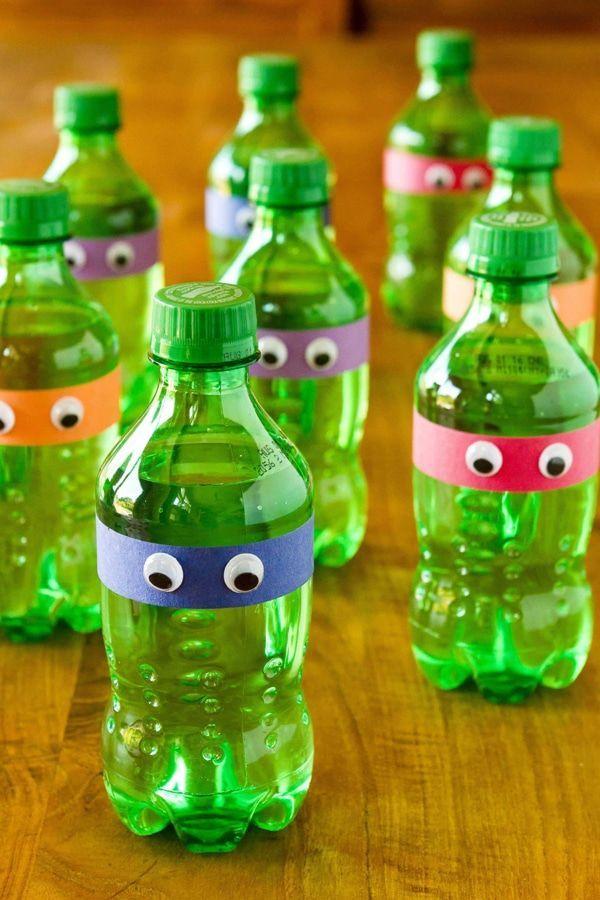 30 Teenage Mutant Ninja Schildkröte Party Ideen  #ideen #mutant #ninja #party #...
