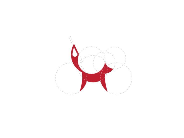 Dribbble - Fox icon construction by TIE A TIE