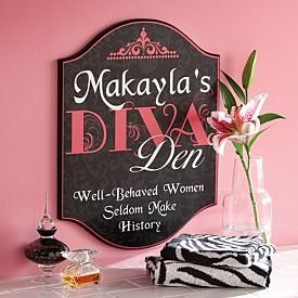Mancave?  I think not....we are going with a Diva Den ~ my own floor!  Thank you JW for the stellar suggestion!