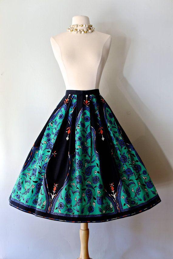 1950s-novelty-print-skirt-vintage-50s